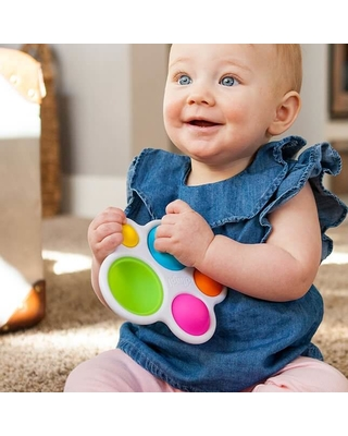 Dimpl - Baby Toys & Gifts for Ages 1 to 2 - Fat Brain Toys