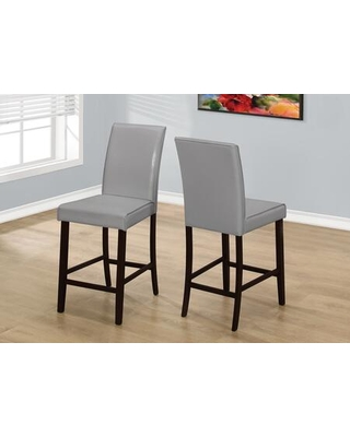 I 1902 Set of 2 Dining Chair in Gray