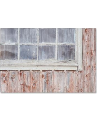 Ebern Designs Little Windows Ii Photographic Print On Wred Canvas Ende1469 Size 12