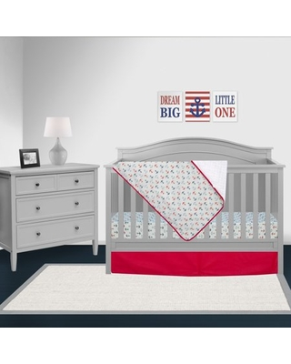 Pam Grace Creations Anchors Away Nautical Crib Bedding Set by Pam Grace Creations
