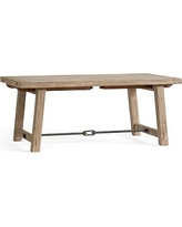 Benchwright Extending Dining Table, Medium, Seadrift