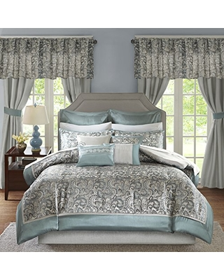 New Bargains On Madison Park Essentials Brystol King Size Bed