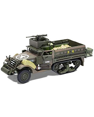 Corgi Diecast M3 Half-Track 'Daring' D Company Truck 1:50 Military Legends WWII Display Model AA60418