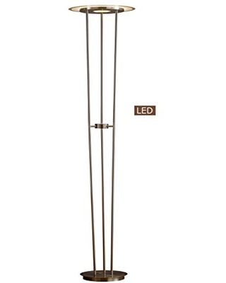 Luciano Led Torchiere Floor Lamp