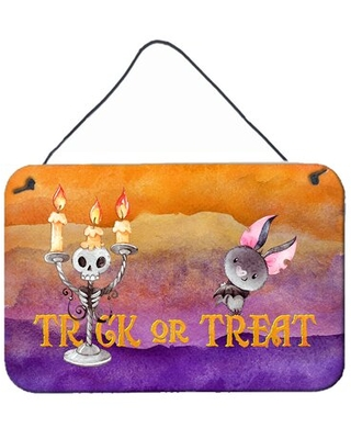 Halloween Trick or Treat Decorative Accent The Holiday Aisle®