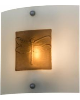 Meyda Lighting Metro Fusion Wings 11 Inch Wall Sconce - 163785