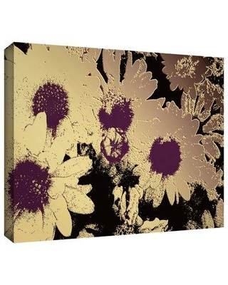 """ArtWall 'Mother's Day Revisited' by Dean Uhlinger Painting Print on Wrapped Canvas 0uhl215a Size: 24"""" H x 32"""" W"""