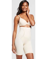 Maidenform Self Expressions Women's Firm Foundations Thighslimmer SE5001 - Latte M