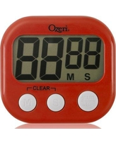 Ozeri Kitchen and Event Timer KT1 Color: Red
