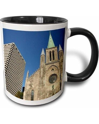 East Urban Home Quebec Montreal St. Patricks Cathedral Cindy Miller Hopkins Coffee Mug W000442809