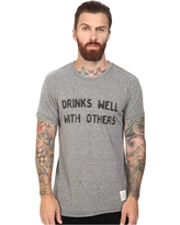 The Original Retro Brand Drinks Well With Other Short Sleeve Tri-Blend Tee