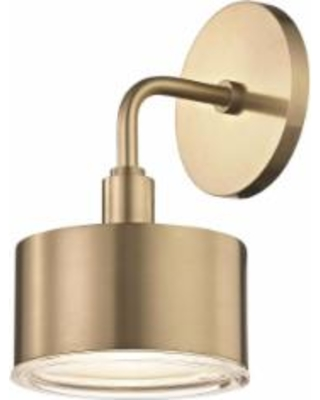 Mitzi Nora 5 Inch LED Wall Sconce - H159101-AGB