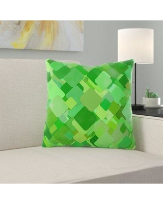 East Urban Home Pattern Throw Pillow W001348743 Location: Indoor