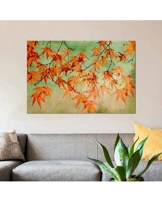"""East Urban Home 'Canopy' Print on Canvas ETRB2612 Size: 18"""" H x 26"""" W x 1.5"""" D"""