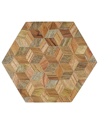 Thirstystone Trivet, One Size, Brown