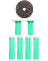 Pmd Green Moderate Replacement Discs, Size One Size - Green