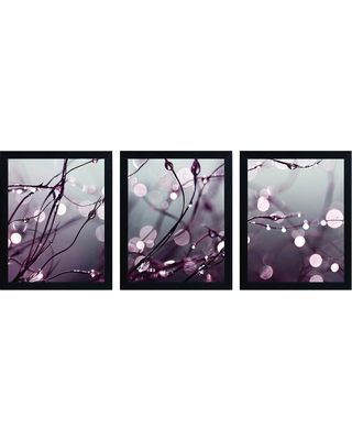 'Somewhere Over the Rainbow' by Beata Czyzowska Young Ready to Hang Multi Panel Art Set, Multi-Colored