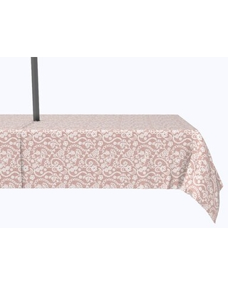 Mcmillon Simple Lace Tablecloth