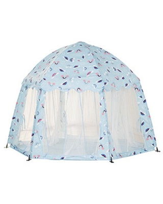 Asweets Instant-Set-up Rainbow Play Tent, Blue