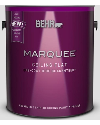 Behr Marquee 1 Gal Mq3 55 Tinted To White Lie One Coat