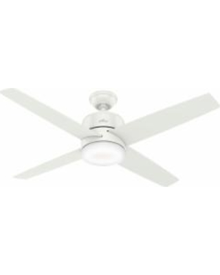 Hunter Fan Advocate With Led Light 54 Inch 54 Inch Ceiling Fan with Light Kit - 59365