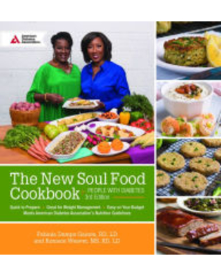 The New Soul Food Cookbook for People with Diabetes, 3rd Edition Fabiola Demps Gaines Author