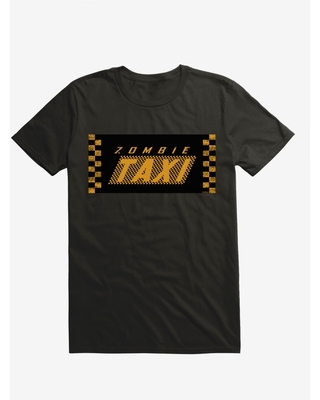 The Fate Of The Furious Zombie Taxi T-Shirt