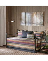 Rey Daybed Set (75x39) 6pc, Multi-Colored