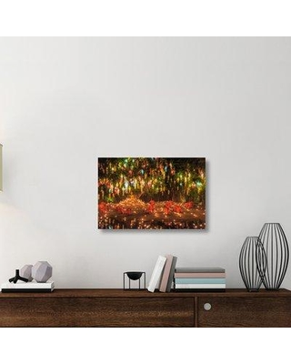 """East Urban Home 'Prayers' Photographic Print On Wrapped Canvas ERNH2878 Size: 20"""" H x 30"""" W x 1.5"""" D"""