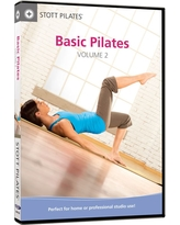 STOTT PILATES Basic Pilates DVD, Volume 2, Size: Small