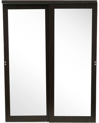 Big Deal On Impact Plus 48 In X 80 In Mir Mel Mirror Solid Core
