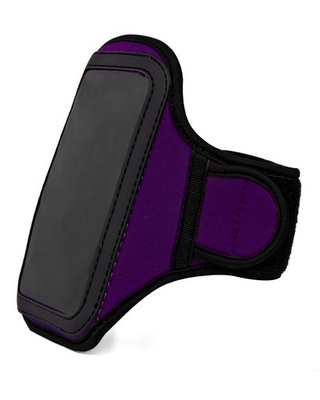 Universal Neoprene Casual Sports Workout Water Resistant Armband for SmartPhones up to 5.35 x 2.75 inches