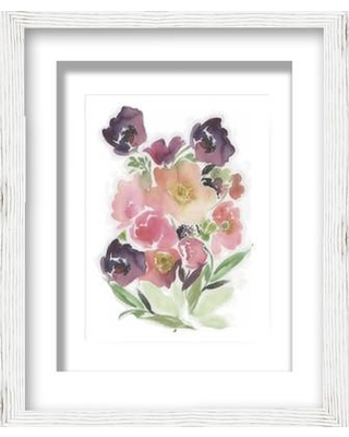PTM Images 'Bouquet I' Framed Painting Print 2-14943A