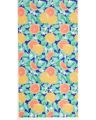Camilla Perkins Citrus Blossom Wallpaper - Assorted at Urban Outfitters