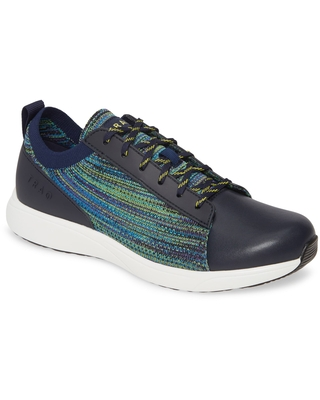 TRAQ by Alegria Qest Sneaker, Size 8-8.5Us in Multiplex Green at Nordstrom