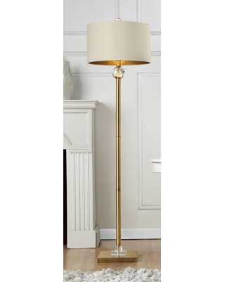 "Jaxxon 63.25"" Floor Lamp Mercer41"
