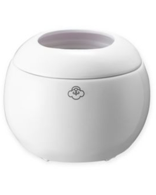 Serene House® Dome Electric No-Spill Wax Melt Warmer in White