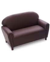 Komfort Preschool Kids Sofa The Children's Furniture Co. Color: Brown