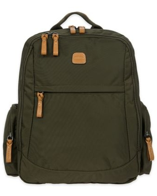 Bric's X-Travel 16-Inch Nomad Backpack in Olive