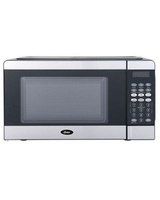 Oster 0.7 cu. ft. Stainless Steel Microwave Oven
