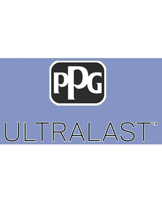 Find Big Savings On Ppg Ultralast 1 Gal Ppg1245 5 Blue Hyacinth Matte Interior Paint And Primer