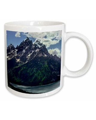 Deals On The Cathedral Group In Grand Teton Np Wyoming Usa Coffee Mug East Urban Home