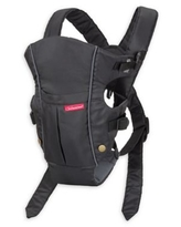 Infantino Swift Classic Baby Carrier In Black