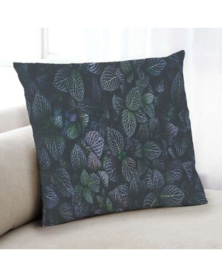 Plants Leaves 15 Throw Pillow Floral Throw Pillow