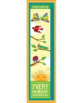 Eric Carle Hungry Caterpillar Canvas Growth Chart