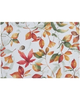 Don T Miss Sales On Heritage Lace Leaf Maple Placemats In Goldenrod Set Of 4