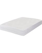 "All-in-One Mattress Protector Queen (18"") White - Fresh Ideas"