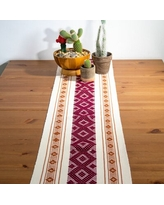 Find Deals On Gillman Cotton Table Runner Union Rustic Size 108 L X 16 W