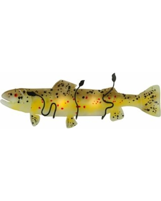 Meyda Lighting Brown Trout 30 Inch Wall Sconce - 132285