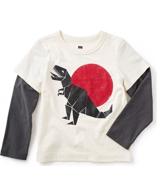 Tea Collection Japan T-Rex Graphic Tee